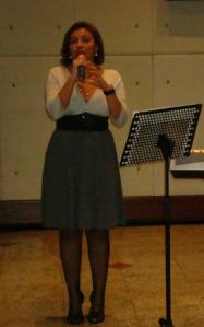 Cantando o hino