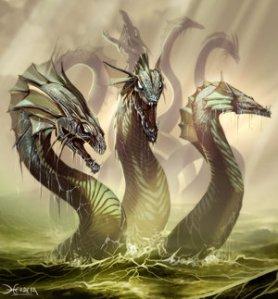Hydra de Lerna - www.forums.tibiabr.com
